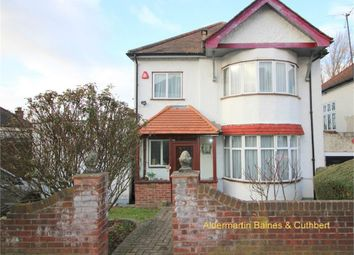 3 bed detached house for sale in St Marys Crescent, Hendon, London NW4