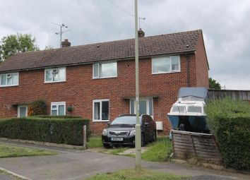 Thumbnail 3 bed semi-detached house for sale in Field Road, Farnborough