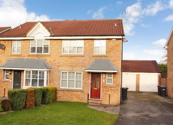 Thumbnail 3 bed semi-detached house to rent in Bluebell Meadow, Harrogate
