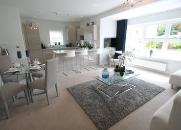 Thumbnail 1 bed flat to rent in St James Court, Edgbaston
