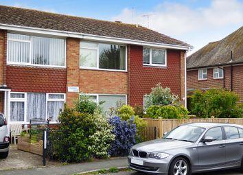 2 bed flat for sale in Claigmar Road, Rustington, Littlehampton BN16