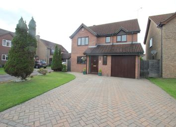 Thumbnail 4 bed detached house for sale in Galleydene, Benfleet