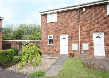 Thumbnail 2 bed terraced house for sale in Banwell Close, Mickleover, Derby