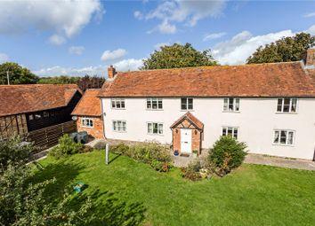 Thumbnail 4 bed detached house for sale in Hill Farm, Shop Lane, Leckhampstead, Newbury