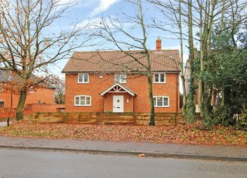 Thumbnail 5 bed detached house for sale in The Street, Poringland, Norwich, Norfolk
