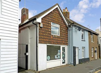 Thumbnail 1 bed end terrace house for sale in London Road, Teynham, Sittingbourne, Kent