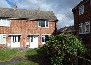 Thumbnail 2 bed terraced house to rent in Whinside, Stanley, Co Durham
