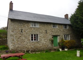 Thumbnail 2 bedroom farmhouse to rent in Offwell, Honiton, Devon