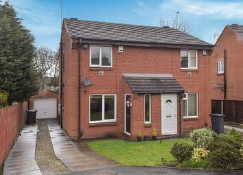 Thumbnail 2 bed semi-detached house for sale in Kingfisher Close, Shadwell, Leeds