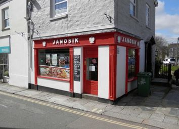 Thumbnail Retail premises for sale in Janosik, 6, New Bridge Street, Truro