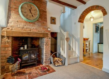 Thumbnail 3 bed semi-detached house for sale in East Church Street, Kenninghall, Norwich