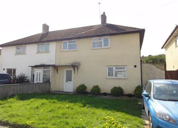 Thumbnail 3 bedroom semi-detached house for sale in Cumbrian Way, Millbrook, Southampton