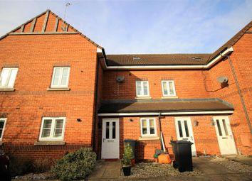 Thumbnail Terraced house for sale in Pavilion Close, Off Shrivenham Road, Swindon