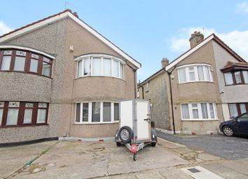 Thumbnail 3 bed detached house for sale in Swanley Road, Welling, Kent