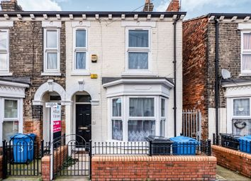 Thumbnail 2 bed end terrace house for sale in White Street, Hull