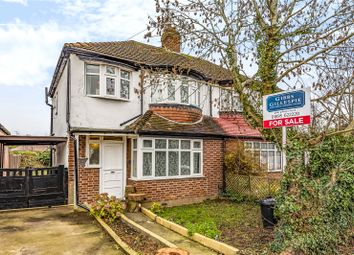 3 bed semi-detached house for sale in Fore Street, Pinner, Middlesex HA5