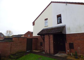 Thumbnail 1 bed terraced house to rent in Hayes Court, Longford, Gloucester