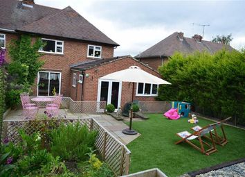 Thumbnail 3 bed semi-detached house for sale in Ferrers Crescent, Duffield, Belper, Derbyshire