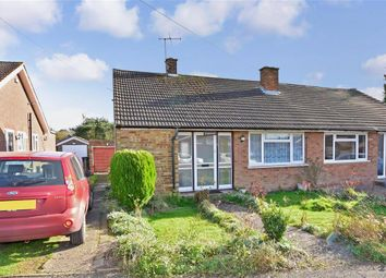 Thumbnail 2 bed bungalow for sale in Montfort Road, Walderslade, Chatham, Kent