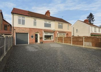 4 bed semi-detached house for sale in Watnall Road, Hucknall, Nottinghamshire NG15