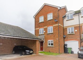 Thumbnail 4 bedroom end terrace house to rent in Bosman Close, Maidstone, Kent