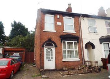 Thumbnail 3 bed property to rent in Walpole Street, Wolverhampton