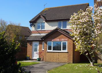Thumbnail 3 bed property for sale in Readers Way, Rhoose, Barry