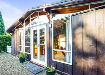Thumbnail 2 bed bungalow for sale in Penarwel Chalets, Llanbedrog, Gwynedd