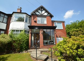 Thumbnail 5 bedroom semi-detached house for sale in Singleton Road, Salford