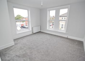 Thumbnail 1 bed flat to rent in Fawcett Road, Southsea
