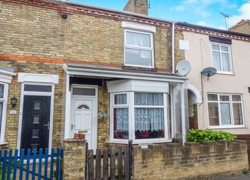 Thumbnail 2 bed terraced house for sale in Duke Street, Peterborough