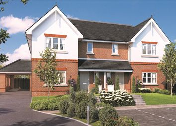 Thumbnail 3 bed semi-detached house for sale in Kennel Lane, Bracknell, Berkshire