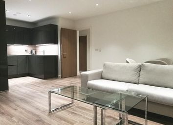 Thumbnail 3 bed flat to rent in Skyline Tower, Devon Grove, London