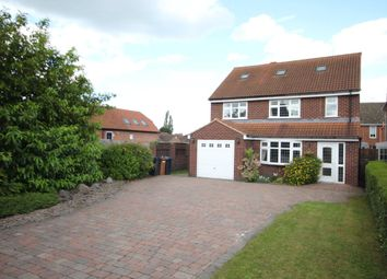 Thumbnail 5 bed detached house for sale in Elmesthorpe Lane, Earl Shilton, Leicester