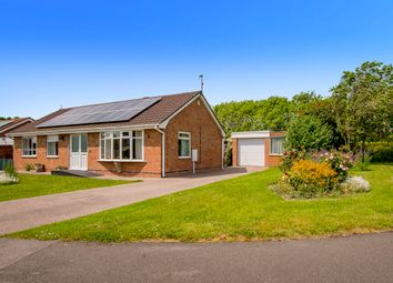 Thumbnail 3 bed detached bungalow for sale in The Paddocks, Beckingham, Doncaster