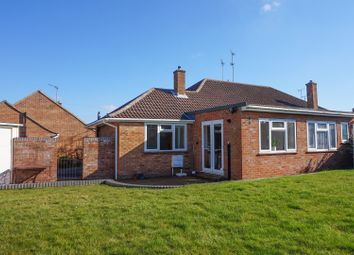 Thumbnail 3 bed semi-detached bungalow for sale in Windermere Close, Aylesbury