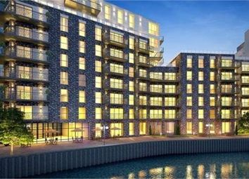 Thumbnail 2 bed flat to rent in East India - All Saints, London