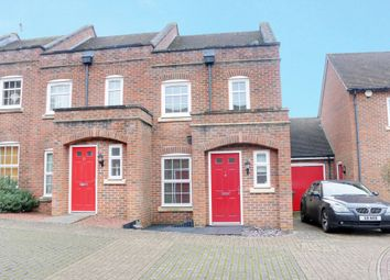 2 bed end terrace house for sale in Burgate Crescent, Sherfield-On-Loddon, Hook RG27