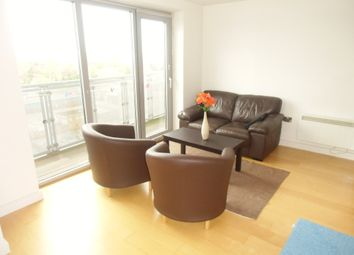 Thumbnail 1 bed flat to rent in Horizon Building, Navigation Street, Leicester