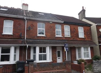 Thumbnail 4 bed terraced house for sale in Hunt Street, Swindon