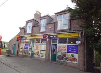 Thumbnail Retail premises for sale in Peterhead, Aberdeenshire