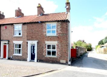 Thumbnail 2 bedroom end terrace house for sale in Norwood, Beverley
