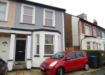 Thumbnail 3 bed terraced house to rent in Dering Road, Croydon, Surrey