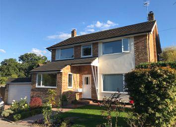 Thumbnail 4 bed detached house for sale in Hurst Farm Road, Weald, Sevenoaks, Kent