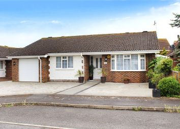 Thumbnail 2 bed bungalow for sale in Foxdale Drive, The Dell, Angmering, West Sussex