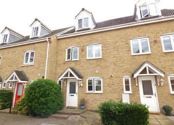 Thumbnail 4 bedroom terraced house for sale in Boleyn Avenue, Peterborough, Cambridgeshire