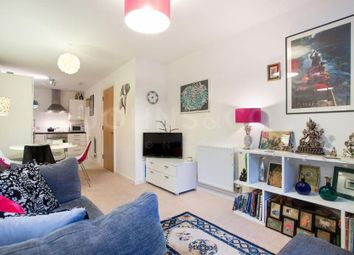Thumbnail 1 bed flat for sale in Wingate Square, Clapham, London