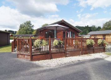 Thumbnail 2 bed mobile/park home for sale in Lakeside, Ambleside Road, Windermere