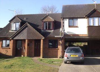 Thumbnail 2 bed end terrace house for sale in Tollard Close, Poole