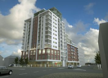 Thumbnail 1 bed flat for sale in King Street, Oldham